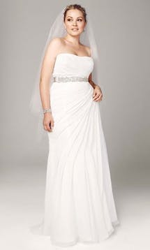 David's Bridal Hall of Fame 2015 9V3540 #35