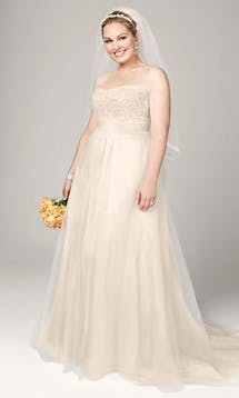 David's Bridal Hall of Fame 2015 9WG3586 #41