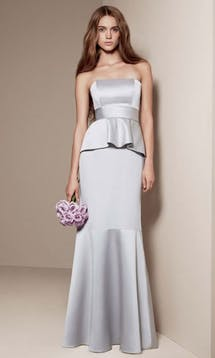 David's Bridal 2015 Vera Wang VW360134 #13