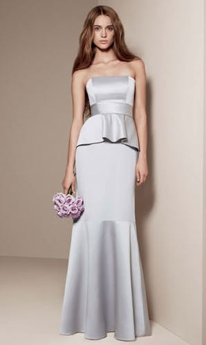 David's Bridal 2015 Vera Wang VW360134