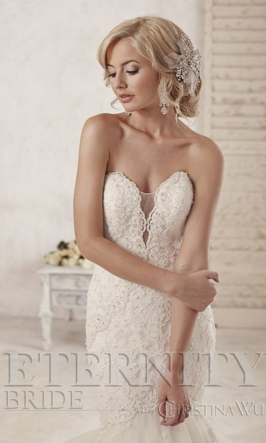 Eternity Bridal Autumn/Winter 2015 D5304