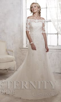 Eternity Bridal Autumn/Winter 2015 D5306 #5