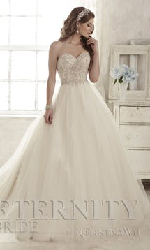 Eternity Bridal Autumn/Winter 2015 D5316 #11
