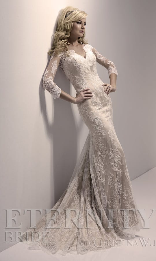 Eternity Bridal Autumn/Winter 2015 D5321