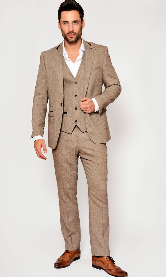 Marc Darcy Wedding Suits Mason