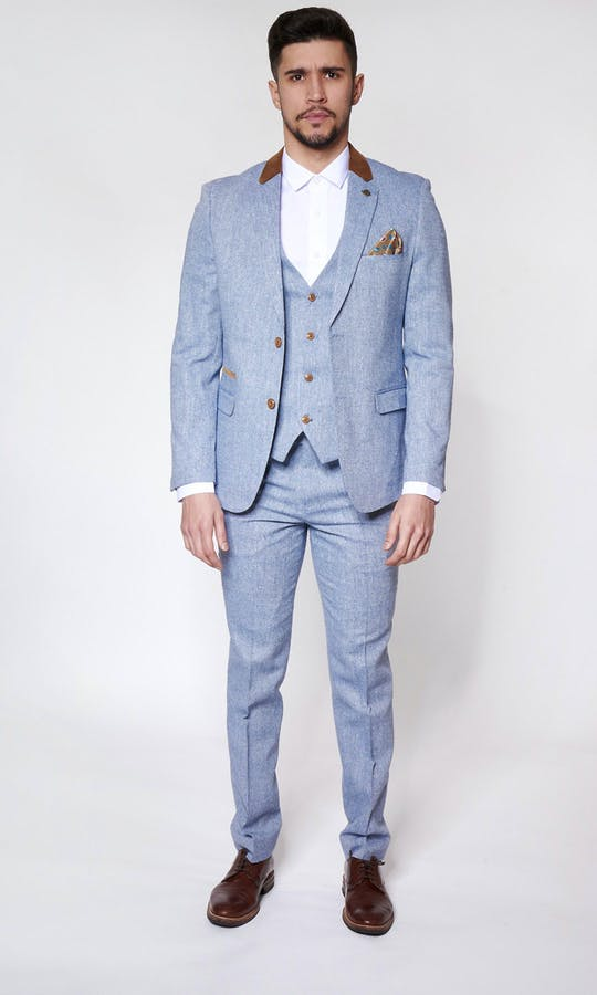 Marc Darcy Wedding Suits Oscar