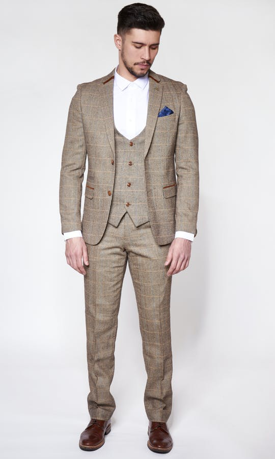 Marc Darcy Wedding Suits Blake