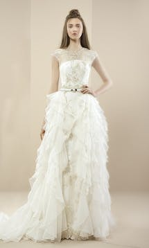 Inmaculada Garcia Hanami: My Secrets Wedding Dresses Aika #1