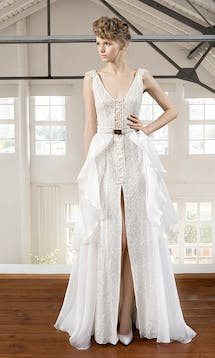Inmaculada Garcia Hanami: My Couture Wedding Dresses Aimi #1