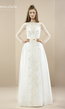 Inmaculada Garcia Hanami: My Secrets Wedding Dresses Akane #2