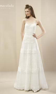 Inmaculada Garcia Hanami: My Secrets Wedding Dresses Haruka #3
