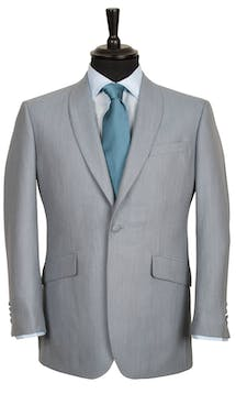 King & Allen Bespoke Suits Blue Steel Bespoke Suit #20