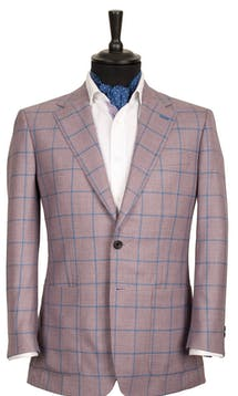 King & Allen Bespoke Suits Bright Suit #16