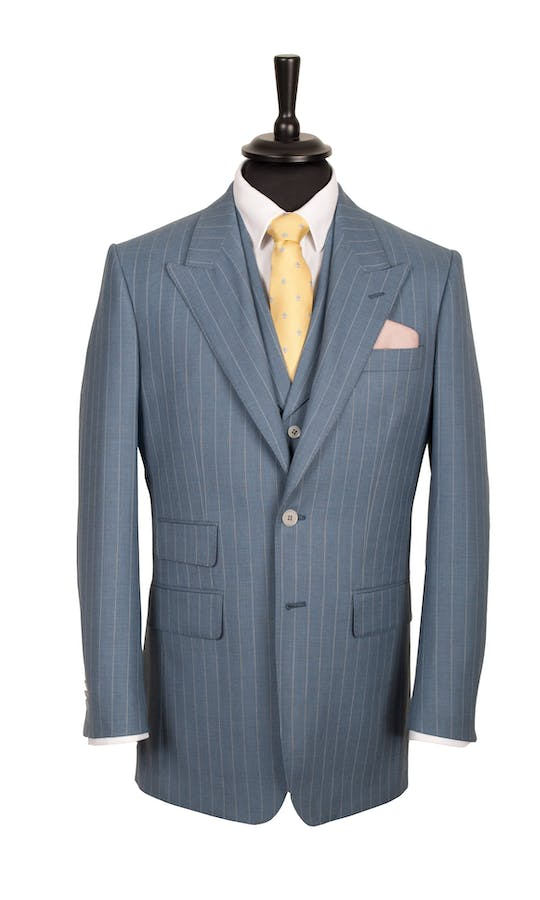 King & Allen Bespoke Suits Kingsman Bespoke Suit