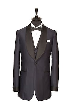 King & Allen Bespoke Suits Dinner Suit #3