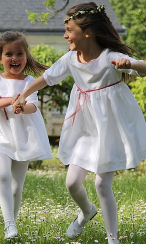 Little Eglantine Flower Girls 2017 Amelie