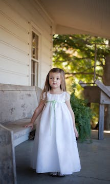 Little Eglantine Flower Girls 2017 Diane #1