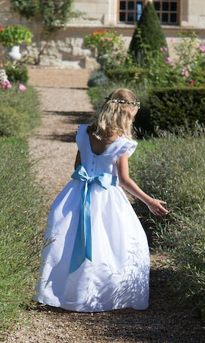 Little Eglantine Flower Girls 2017 Emma
