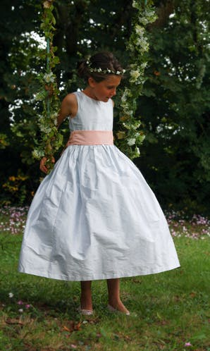 Little Eglantine Flower Girls 2017 Josephine