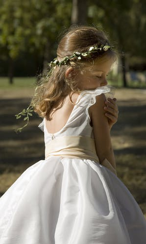 Little Eglantine Flower Girls 2017 Olympia