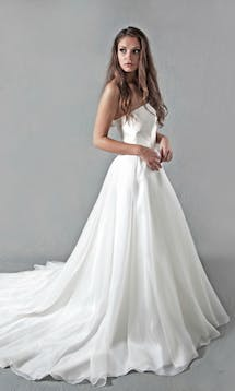 Lucy Martin Bridal The Collection Full Skirt Wedding Dress #3