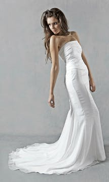 Lucy Martin Bridal The Collection Mermaid Wedding Dress #4