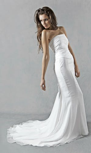 Lucy Martin Bridal The Collection Mermaid Wedding Dress