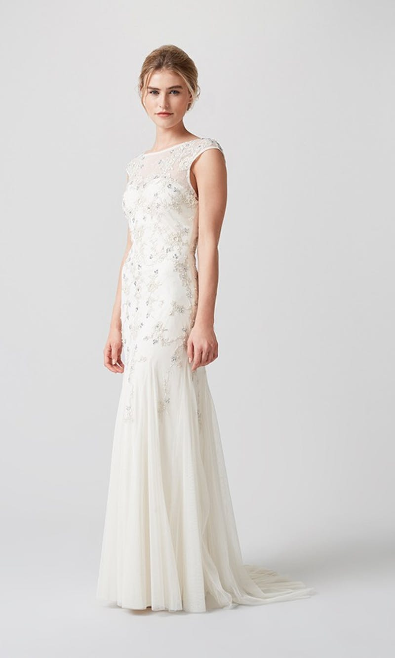Isabella Bridal Dress Wedding Dress Monsoon Ss18