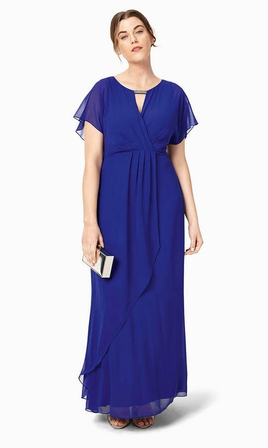 Destiny: Ultra Violet Bridesmaid Dress bridesmaid