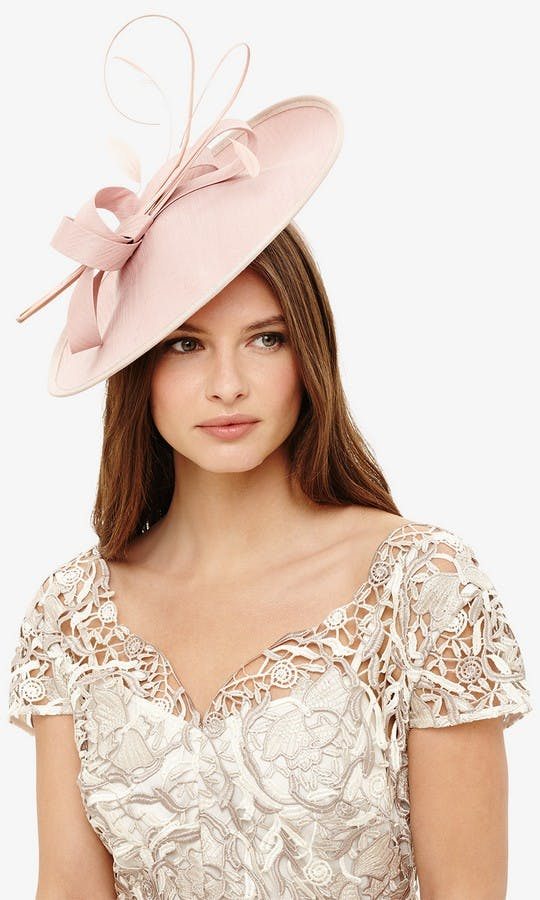Addison  Cameo Disc Fascinator mother of the bride outfit - Phase ... 0b98afa4426
