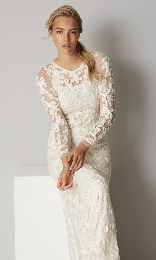 check out get online low price Aubrina wedding dress - Phase Eight Wedding Dresses: SS18 ...