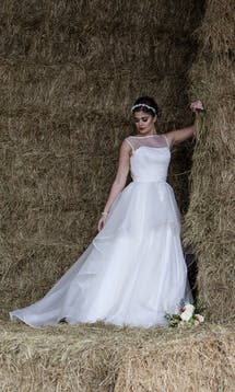 Qiana Bridal Regal Splendour Adelaide #10