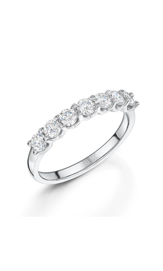 ROX Eternity Rings Brilliant Cut Diamond Eternity Ring 0.70cts