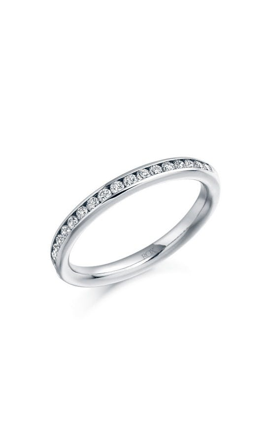 ROX Eternity Rings White Gold Brilliant Diamond Eternity Ring 0.33cts