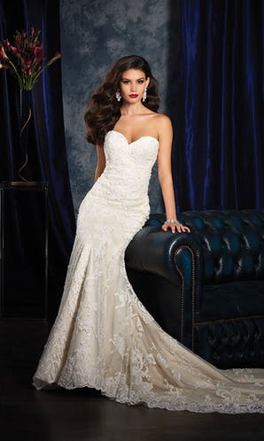 Alfred Angelo Bridal Collection 2017 982
