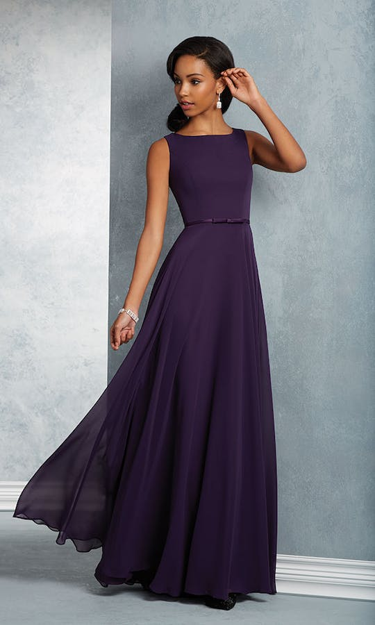 7e1ef592ec 7408L bridesmaid dress - Alfred Angelo Bridesmaid Collection  2017 ...