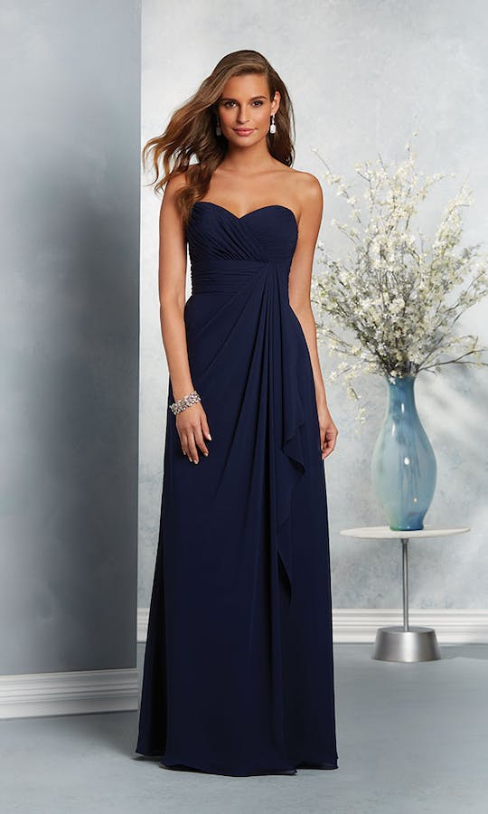 35fdb3c49a 7411L bridesmaid dress - Alfred Angelo Bridesmaid Collection  2017 ...