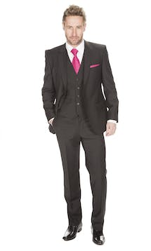 Slaters Men's Wedding & Morning Suit Hire Lounge Suit #1