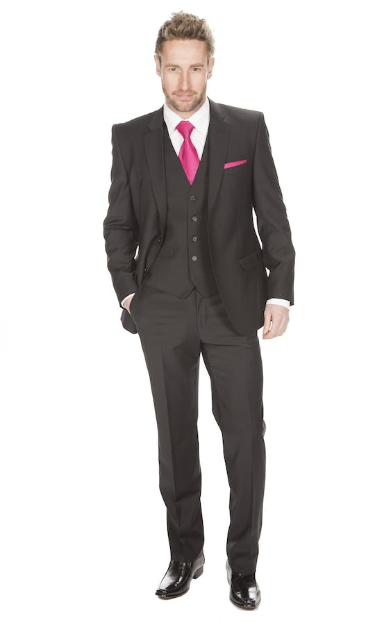 Slaters Men's Wedding & Morning Suit Hire Lounge Suit