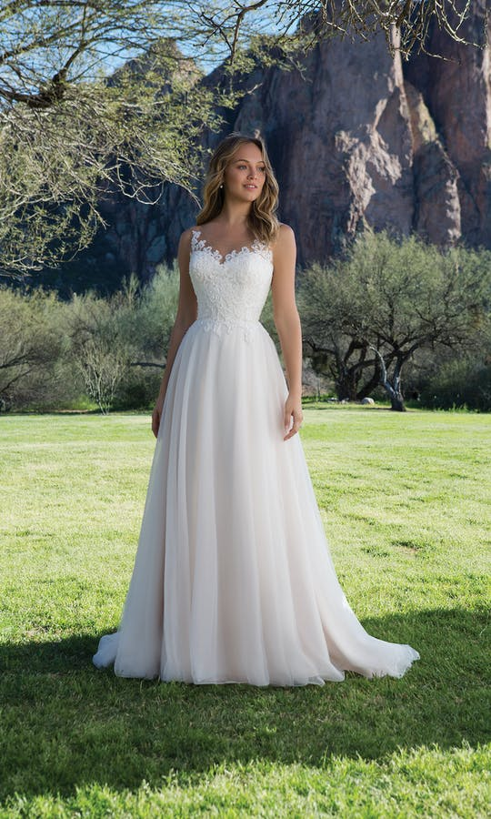 0b5373254ae 1150 wedding dress - Sweetheart Gowns  Spring Summer 2018 - Confetti ...