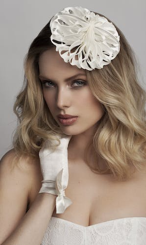 The Season Hats Radiant Collection Lace Izar