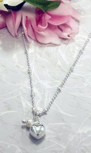 Life Charms The Wedding Collection My Beautiful Bridesmaid Necklace