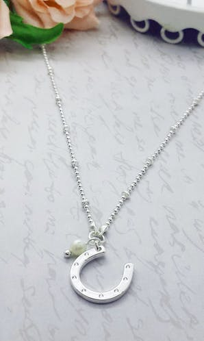Life Charms The Wedding Collection A Big Thank You Necklace