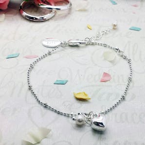 Life Charms The Wedding Collection Will You Be My Bridesmaid Bracelet