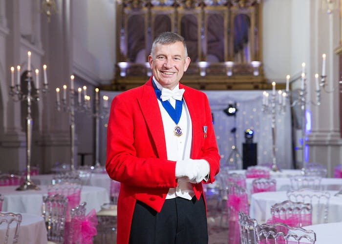 Peter Tautz - The Right Toastmaster