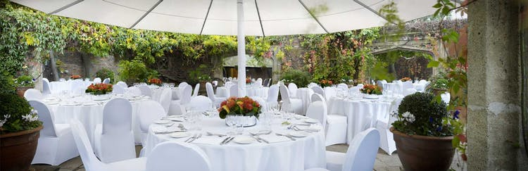 The Roof Gardens Wedding Venues In Greater London