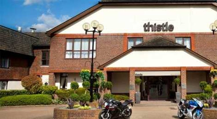 Brandshatch Place Hotel and Spa - Hand Picked Hotels