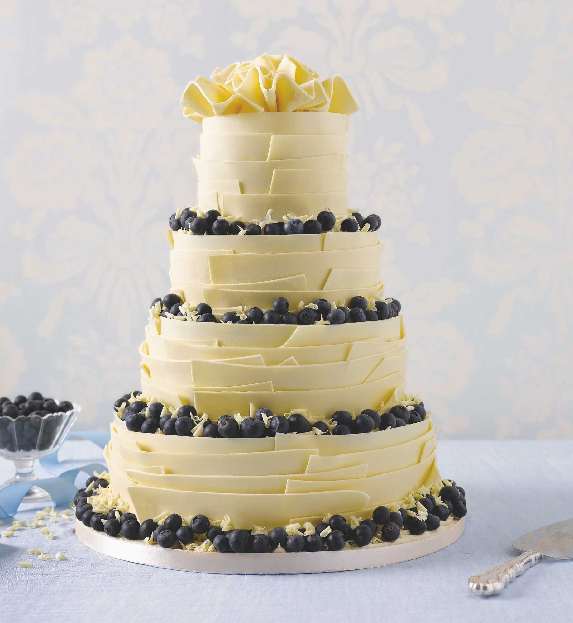 Marks and Spencer Wedding Cakes - Wedding Cakes