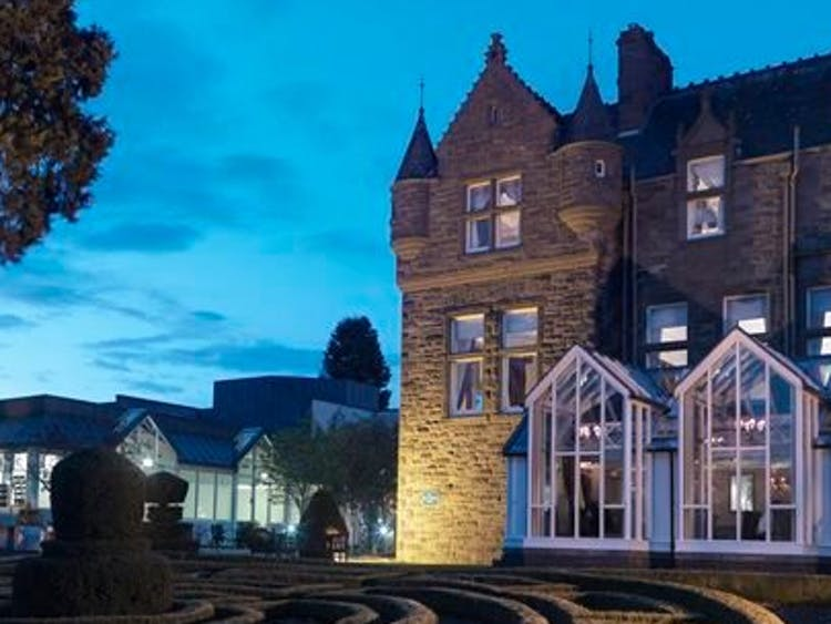 DoubleTree by Hilton Dundee - Scotland