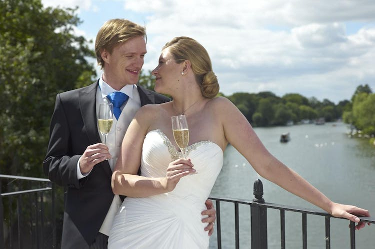 Reception by the River Thames